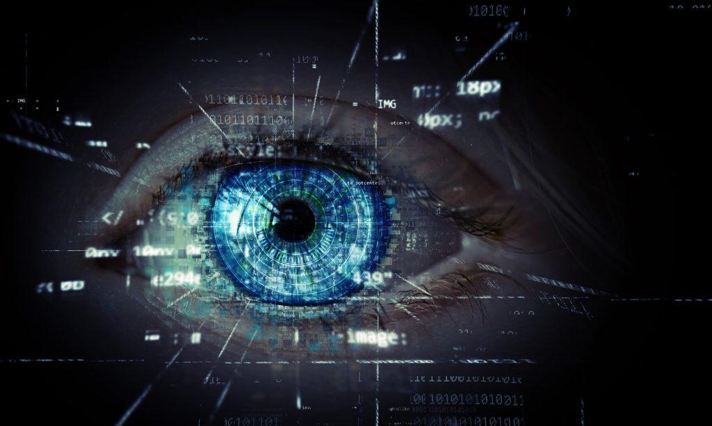eye, technology, imagination